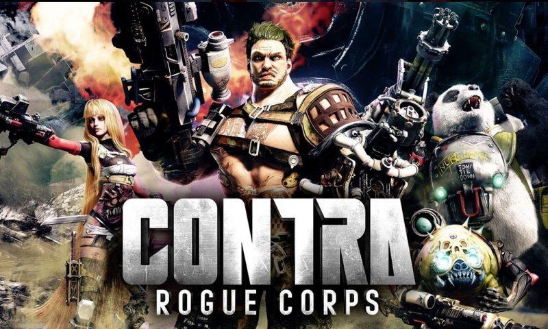 เริ่มตำนานบทใหม่ Contra: Rogue Corps สาดกระสุนกันยายนนี้