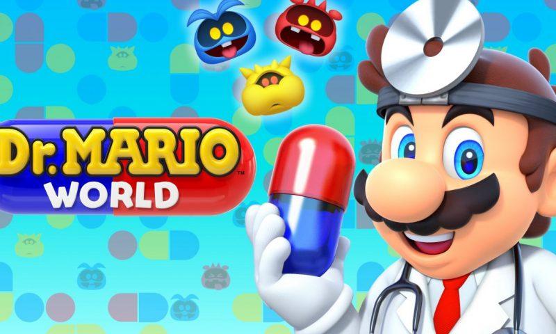 Dr. Mario World เปิดหยอดยาบน iOS และ Android กรกฎาคมนี้