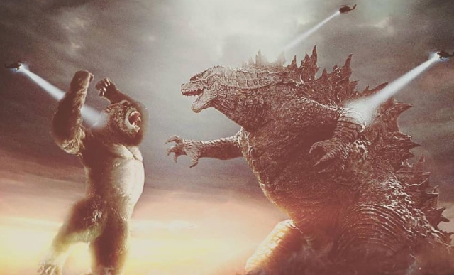 godzilla vs kong 2020 game reportedly development coincide with movie release date 4