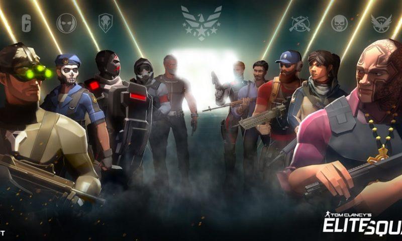 แย้มตัวอย่างใหม่ Tom Clancy's Elite Squad ขโมยซีนงาน E3 2019
