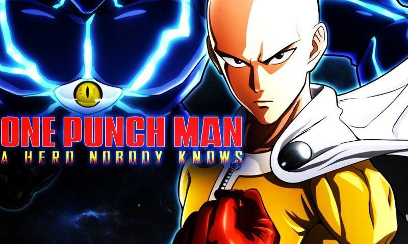 ขอวัด Bandai จัดเกมใหม่ One Punch Man เวอร์ชั่นคอนโซลส่งประกวด
