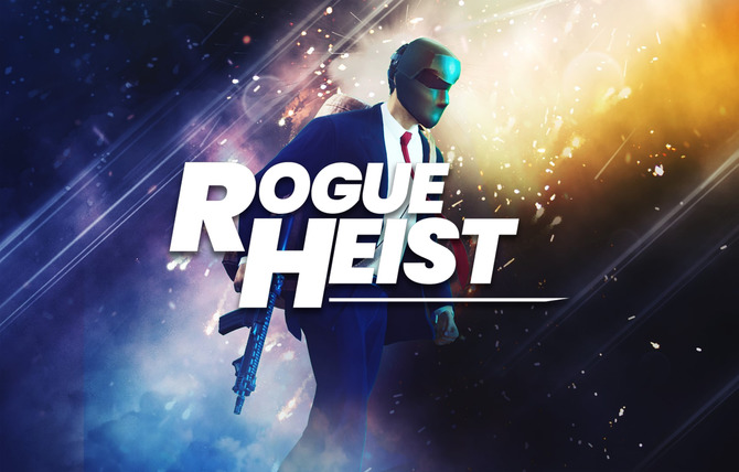 rogue heist cover
