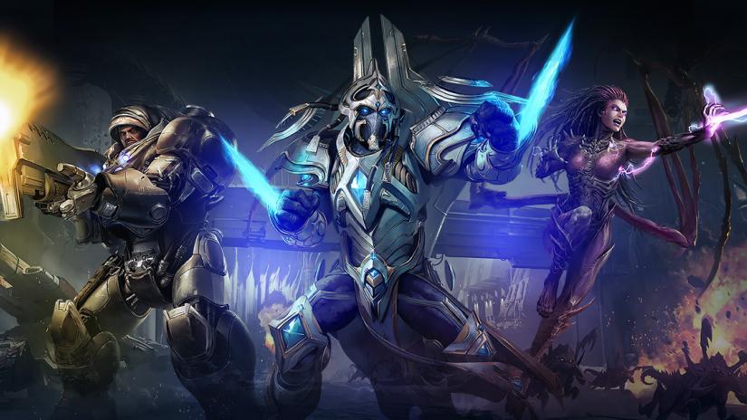 starcraft cancelled game