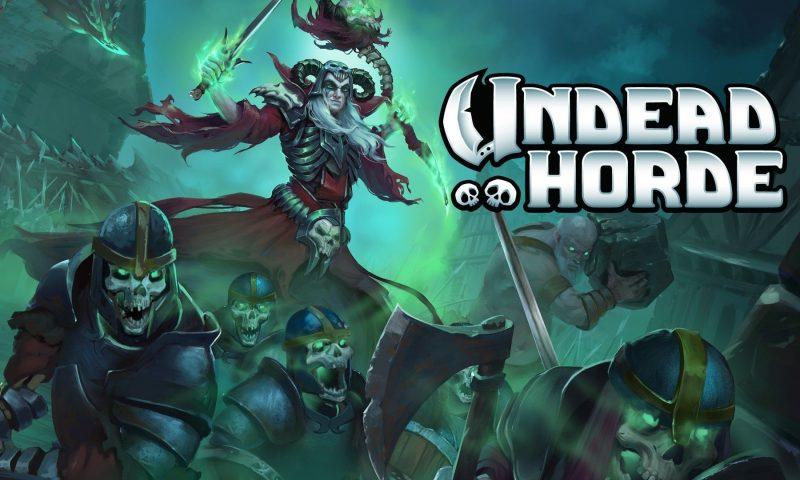 ศึกมหาเวทย์ Undead Horde ล็อกคิวลงมือถือปลาย 2019