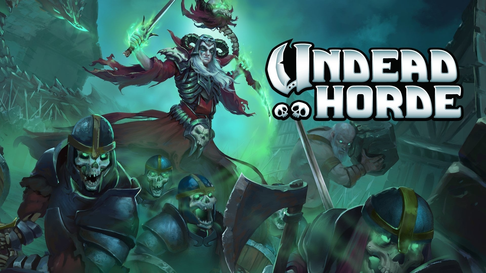 undead horde cover