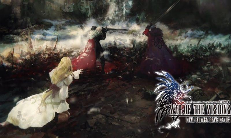 พ่อมา War of the Visions: Final Fantasy Brave Exvius เปิดลงทะเบียนแล้ว