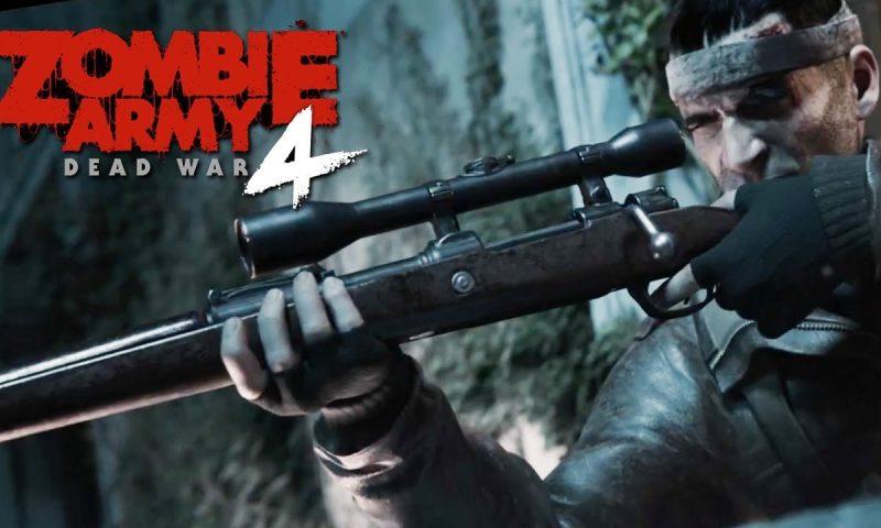 เกมชู้ตเตอร์กราฟิกแรง Zombie Army 4: Dead War รอคลอดต้นปีหน้า