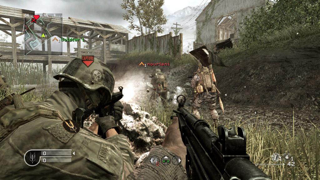 Call of Duty Modern Warfare 000