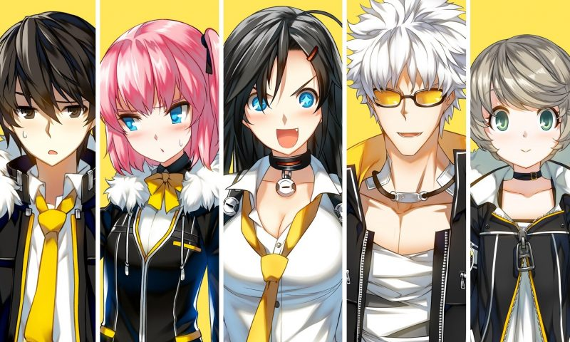Closers Online เกมแนว Action RPG สุดเมะเตรียมเปิดสิงหาคมนี้