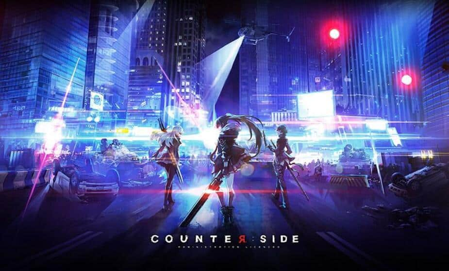 CounterSide New Mobile Game