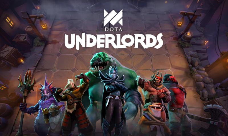 แรงจริง Dota Underlords ขึ้นแท่นเกมฮิตบน Steam