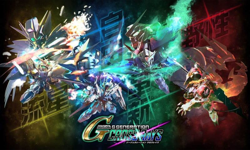 เคาะฤกษ์ SD Gundam G Generation Crossrays ลง Steam กันยายนนี้
