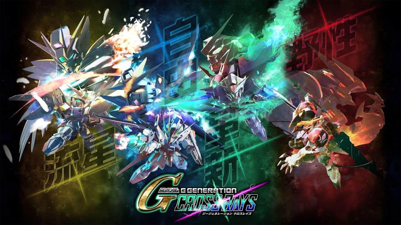 G Gen Cross Rays