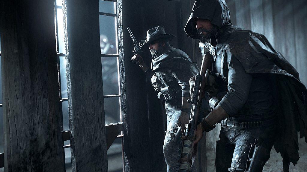 Hunt Showdown screenshot