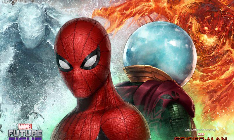 MARVEL Future Fight อัพเดท SPIDER-MAN : Far from Home