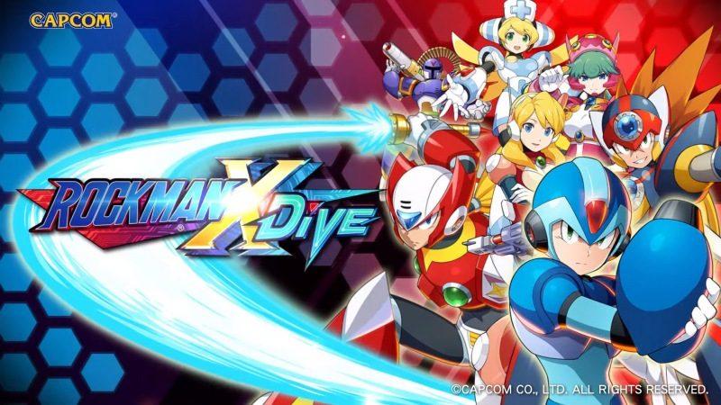 จัดมั้ย Mega Man X DiVE แอคชั่นเดินต่อย 3D รวมฮีโร่จักรวาล Rock Man