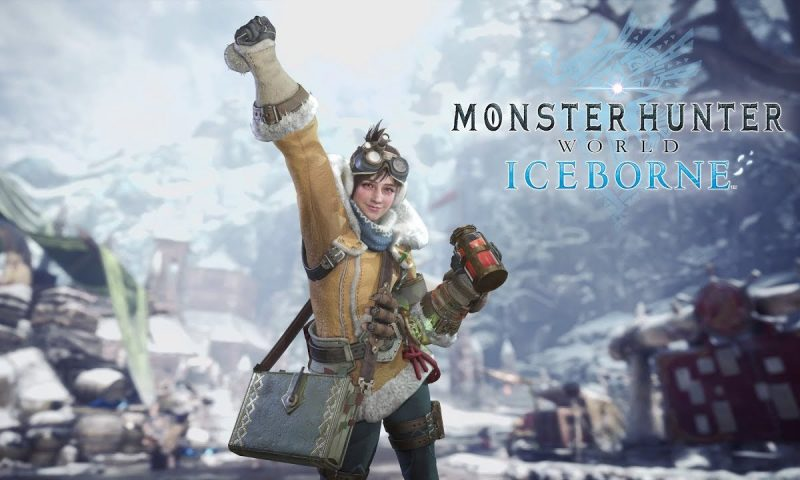 Sicom เปิดแผนที่เตรียมพบ Monster Hunter World Ice Borne Party