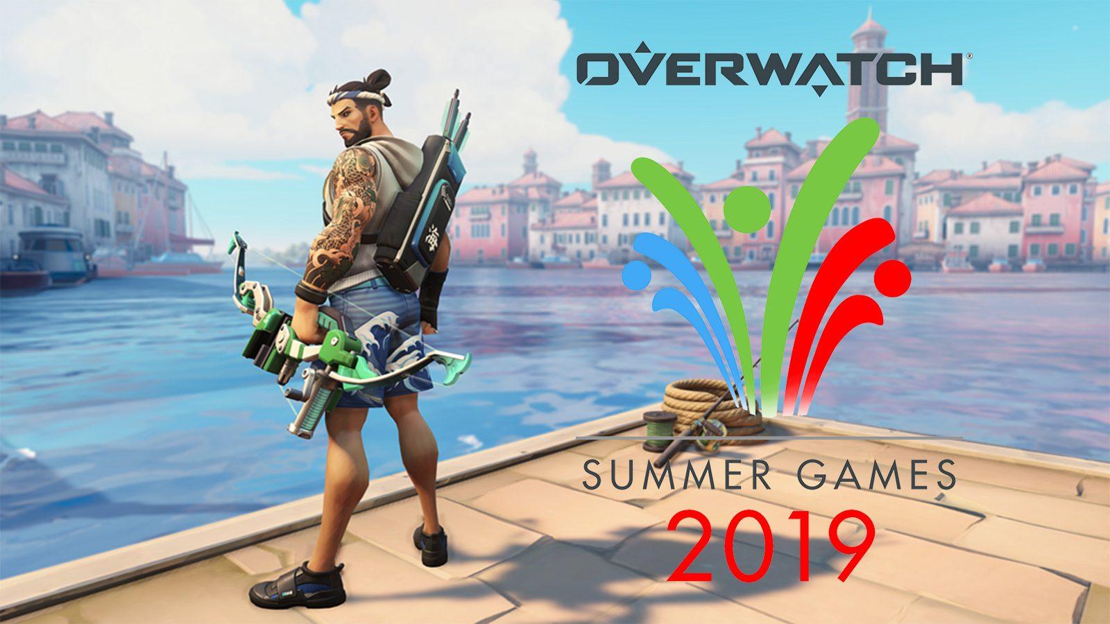 Overwatch Summer Games 2019 1