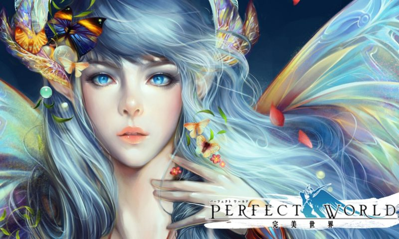 ศึกสะท้านฟ้า Perfect World Mobile ถล่มสโตร์ SEA วันนี้