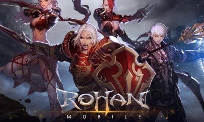 Rohan M สุดยอดเกมมือถือ MMORPG กำลังมาบุกแดนสยามแล้ว