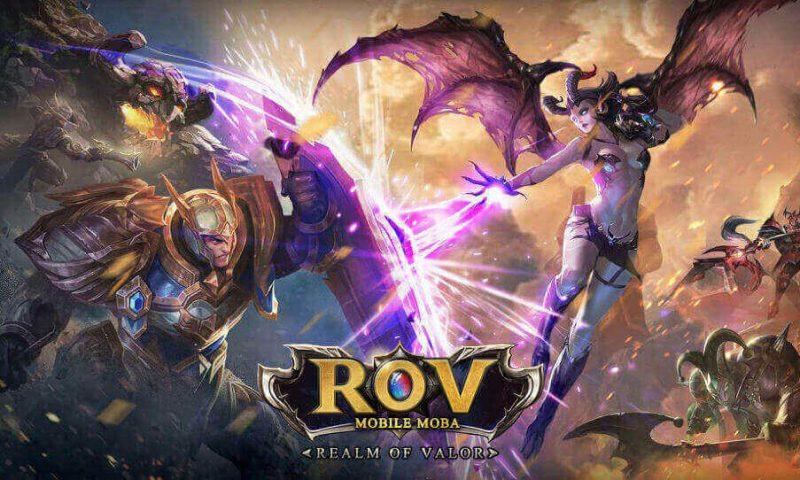 RoV New Era อัพเดทแผนที่ใหม่สุดล้ำไม่แพ้เกมพีซี เตรียมพบกันพรุ่งนี้