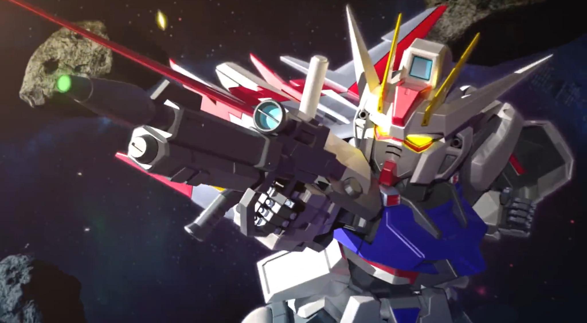 SD Gundam G Generation Cross Rays 3172019 2