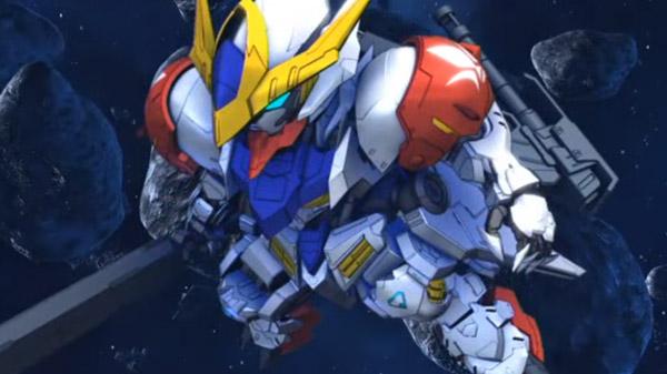 SD Gundam G Generation Cross Rays 3172019 3