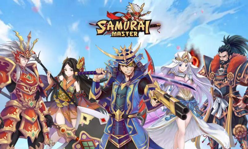 Samurai Master เปิดตัวอย่างเป็นทางการพร้อมกิจกรรมของฟรีเพียบ