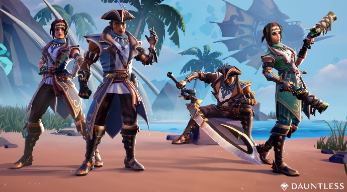 Screenshot 2019 07 17 b Dauntless b – Fortune Glory content update arrives for co op action RPG1