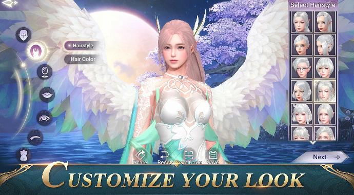 Screenshot 2019 07 25 b Perfect World Mobile b – English version of mobile MMORPG announced2