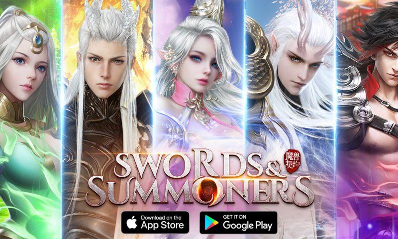 Swords & Summoners เผยโฉม 3 อาชีพสุดโหดที่เหล่าเกมเมอร์ต้องรู้