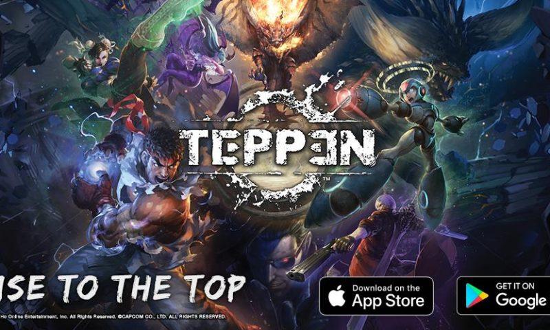โหลดเลย Teppen เกมรวมฮีโร่ประจัญบานสุดอลังการจาก Capcom