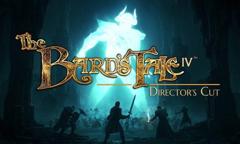 The Bard's Tale IV แรงจนต้องมีเวอร์ชั่น Director's Cut