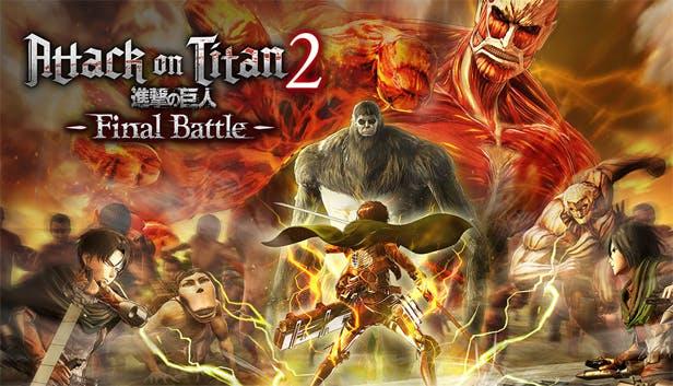 ไททันบุก Attack On Titan 2: Final Battle เปิดฉากสงครามครั้งสุดท้าย