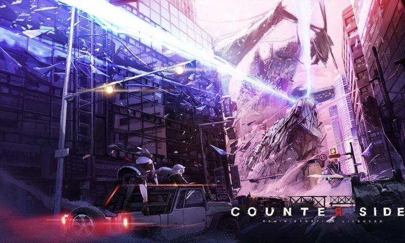 ตัวอย่างใหม่ CounterSide เกมแอคชั่นวางแผน RPG จากผู้สร้าง Elsword