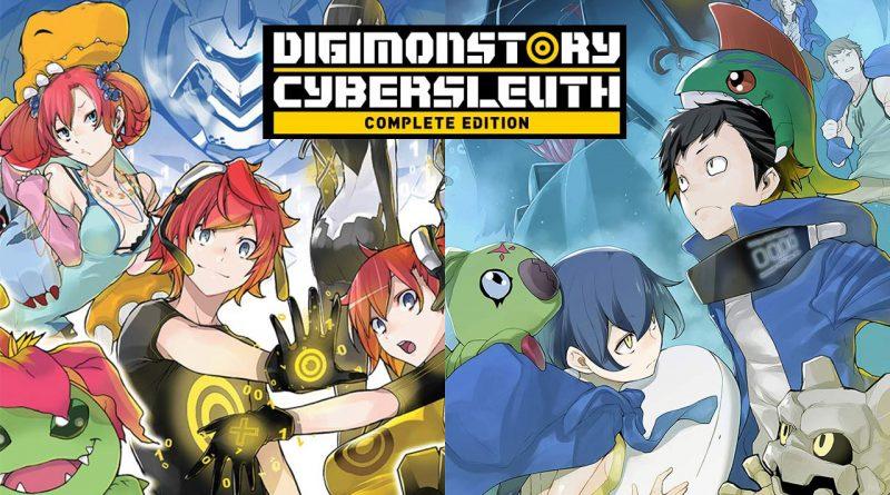 Digimon Story: Cyber Sleuth Complete Edition ลง PC ตุลาคมนี้