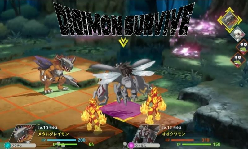 ดูได้แล้ว Bandai อัพโหลดหนังเปิดตัว Digimon Survive ลงยูทูบ