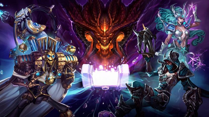 Dota อัญมณีในมือ Blizzard กับความล้มเหลวของเกม Heroes of the Storm