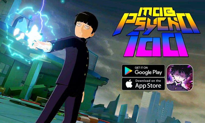 มาอีกเรื่อง Mob Psycho 100: Psychic Battle เกมจากมังงะ 100 คนพลังจิต