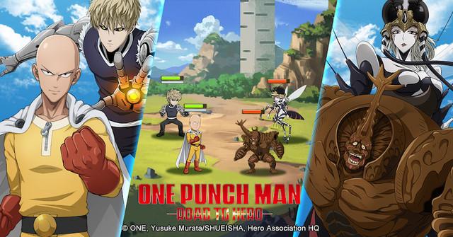 โล้นอินเตอร์มาเอง One Punch Man: Road to Hero เปิดลงทะเบียนวันนี้