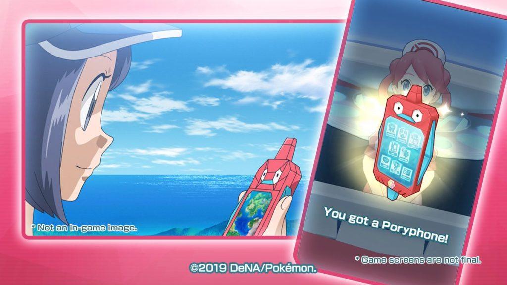 pokemon masters poryphone