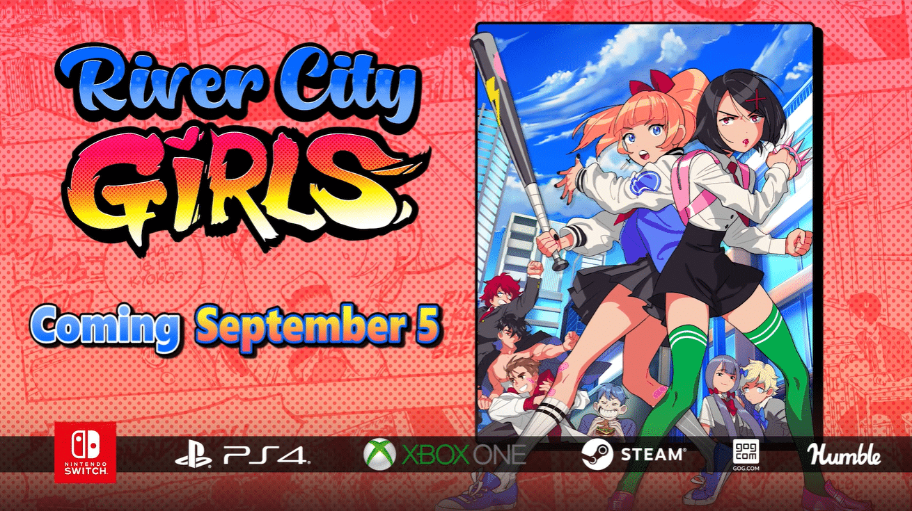 river city girls cover