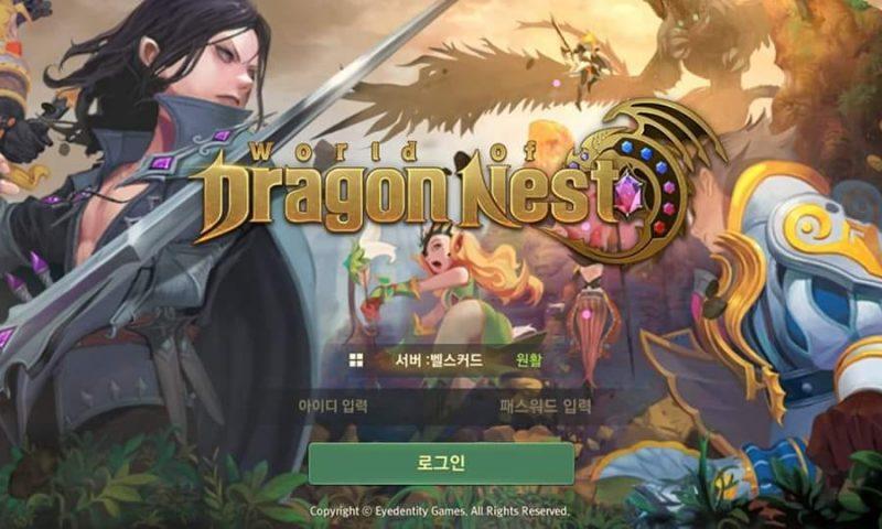 รีวิว World of Dragon Nest ที่สุดของซีรีส์บนมือถือที่ไม่เคยสัมผัสจากภาคไหนมาก่อน