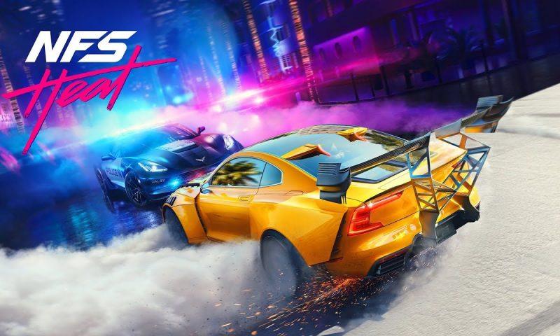 เห็นแล้วอยาก Need For Speed Heat ภาคใหม่ซิ่งกันให้ถนนแตก
