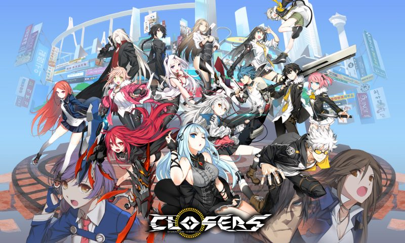 เตรียมลุย Closers Online แนว Action สุดอนิเมะเปิดเว็บให้ลงทะเบียน