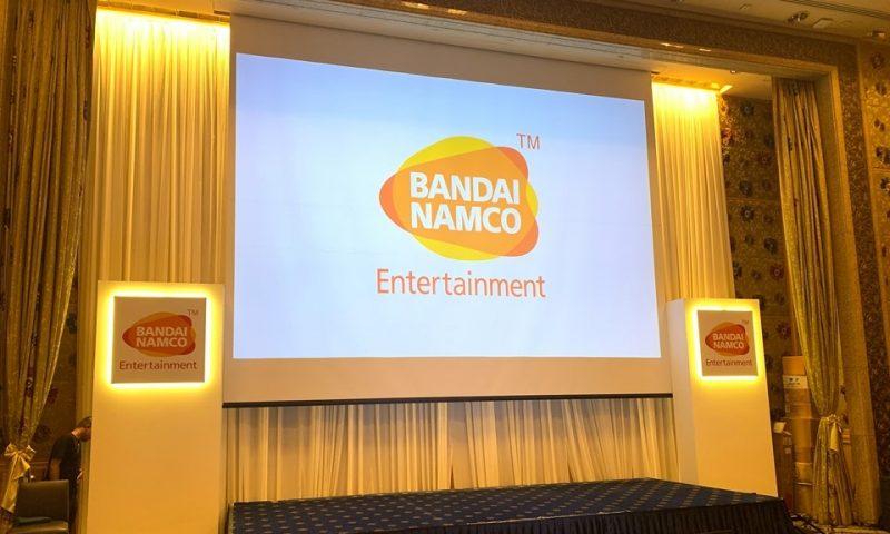 กระเป๋าฉีก Bandai Namco จัดงานอัพเดทเกมของปี 2019-2020