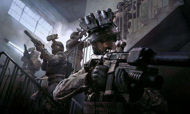 ดูกันจุใจ Call of Duty: Modern Warfare โชว์ระบบ Multiplayer
