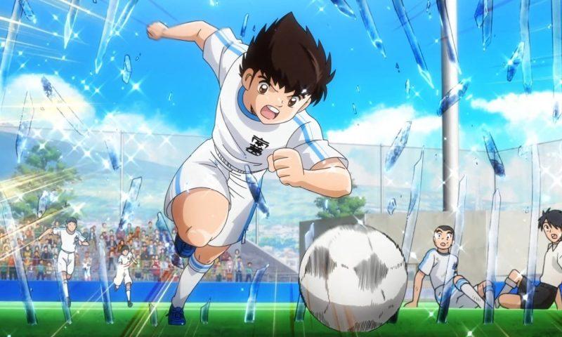 Captain Tsubasa Zero เกมการ์ตูนตำนานให้ลงทะเบียนเวอร์ชั่นอังกฤษ