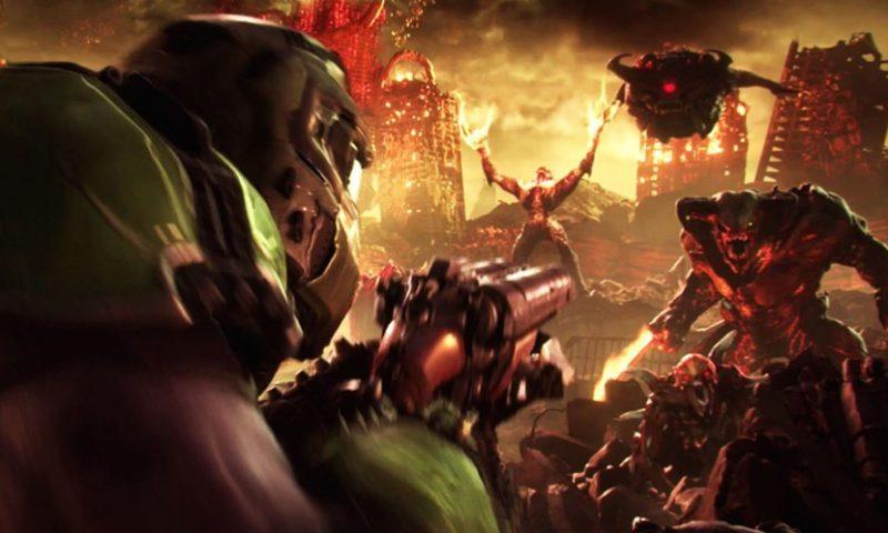 Doom Eternal เผยตัวอย่างใหม่ Battlemode ยิงแหลกแจกกระสุน