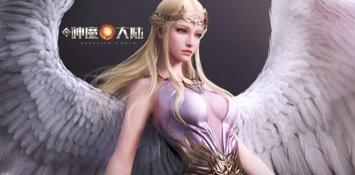 ยลโฉม Forsaken World เกมมือถือ MMORPG สุดอลังการใน CJ 2019